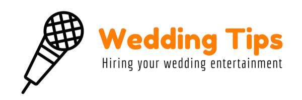 Hiring your wedding entertainment